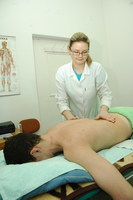 Physiotherapy is one of the programmes offered by the MUG Faculty of Health Sciences