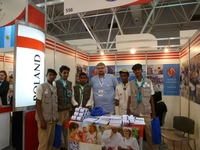During the 4th International Exhibition&Conference on Higher Education