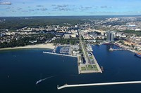 View of Gdynia fot. M. Bejm from archives City Hall of Gdynia