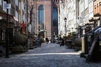Mariacka Street fot. Emil Lundstrom