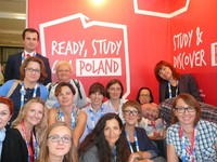 During the EAIE Conference 2014 in Prague