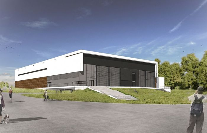Co-financing for the MUG's Sports Centre