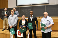 "Success of the MUG's students in ""Scapula Aurea"" competition"