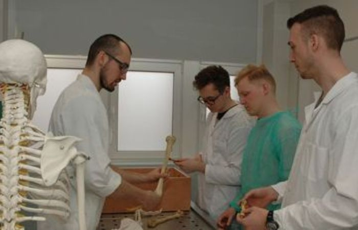 """Implementation of anatomy in modern technologies"" – new activity for students"