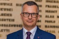 Prof. Marcin Gruchała, rector of Medical University of Gdańsk, photo Paweł Sudara MUG