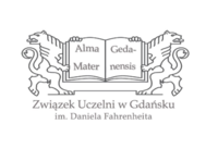 emblem of Daniel Fahrenheit Union of Universities in Gdańsk