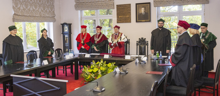 Matriculation at the Faculty of Pharmacy
